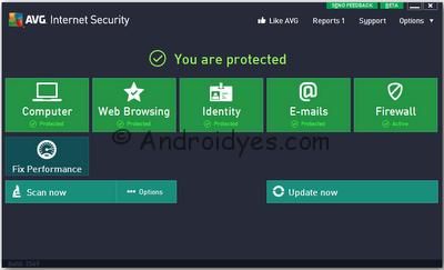 Download AVG Internet Security 2013 Full Version