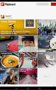 Flipboard Your News Magazine v3.2.2 Apk