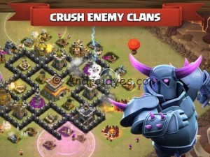 Download Clash of Clans 7.200.12 Apk