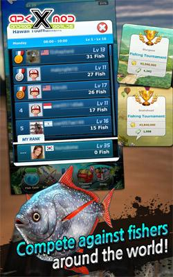 Ace Fishing Paradise Blue hack-mod-android-apk-apps-pics 5