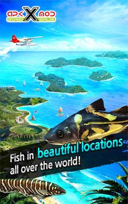 Ace Fishing Paradise Blue hack-mod-android-apk-apps-pics 3