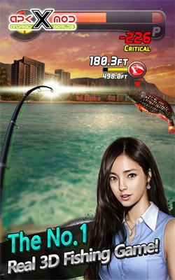 Ace Fishing Paradise Blue hack-mod-android-apk-apps-pics 2