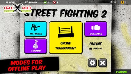 Street Fighting 2 hack mod android apk apps pics 5
