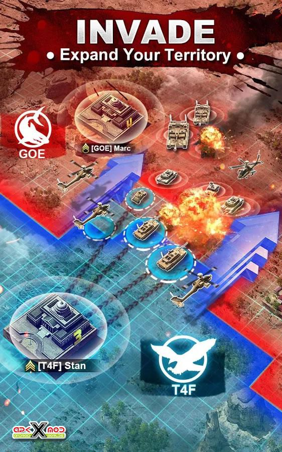 Invasion-Online-War-Game-Android-resim2