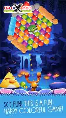 Angry Birds POP Bubble Shooter android apk apps hack mod pics 2