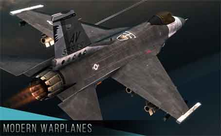 Modern Warplanes android apk apps hack mod pics 3