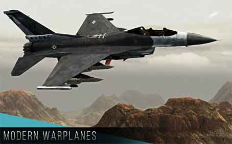 Modern Warplanes android apk apps hack mod pics 4