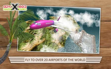 Take Off The Flight Simulator hack-mod-android-apk-apps-pics 5