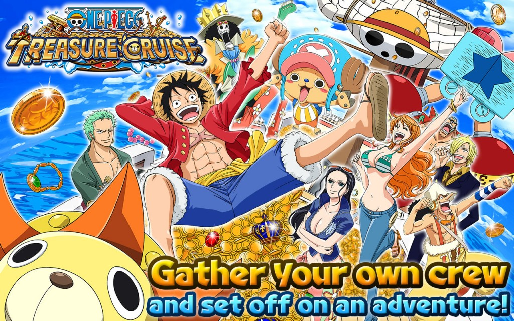 ONE-PIECE-TREASURE-CRUISE-Android-resim1
