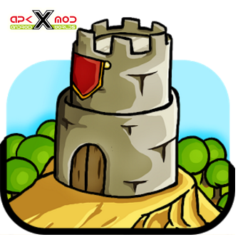 Grow Castle hack mod android apk apps apkxmod-com