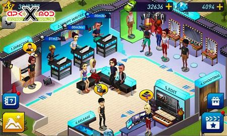 Hollywood Paradise hack-mod-android-apk-apps-pics 1