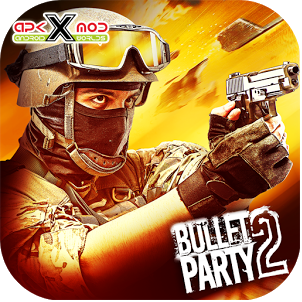 Bullet Party CS 2 GO STRIKE apkxmod-com