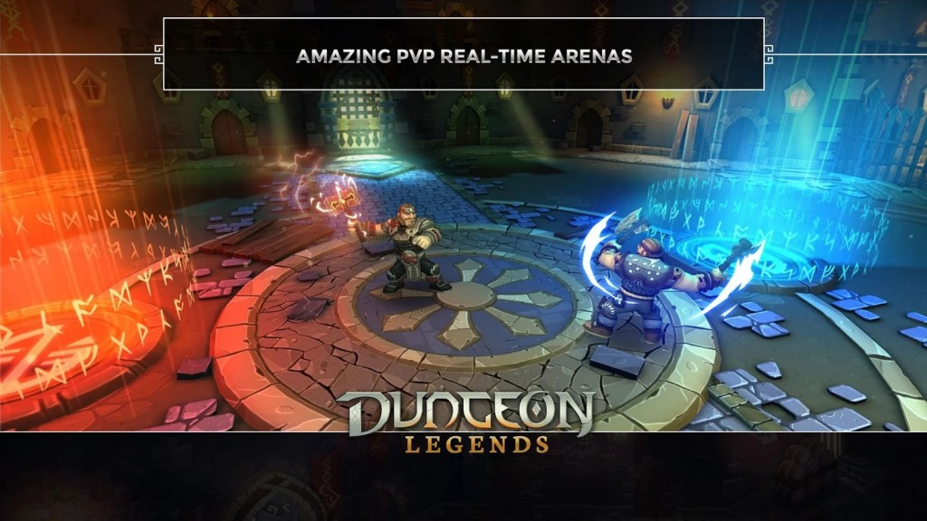Dungeon-Legends-Android-resim1