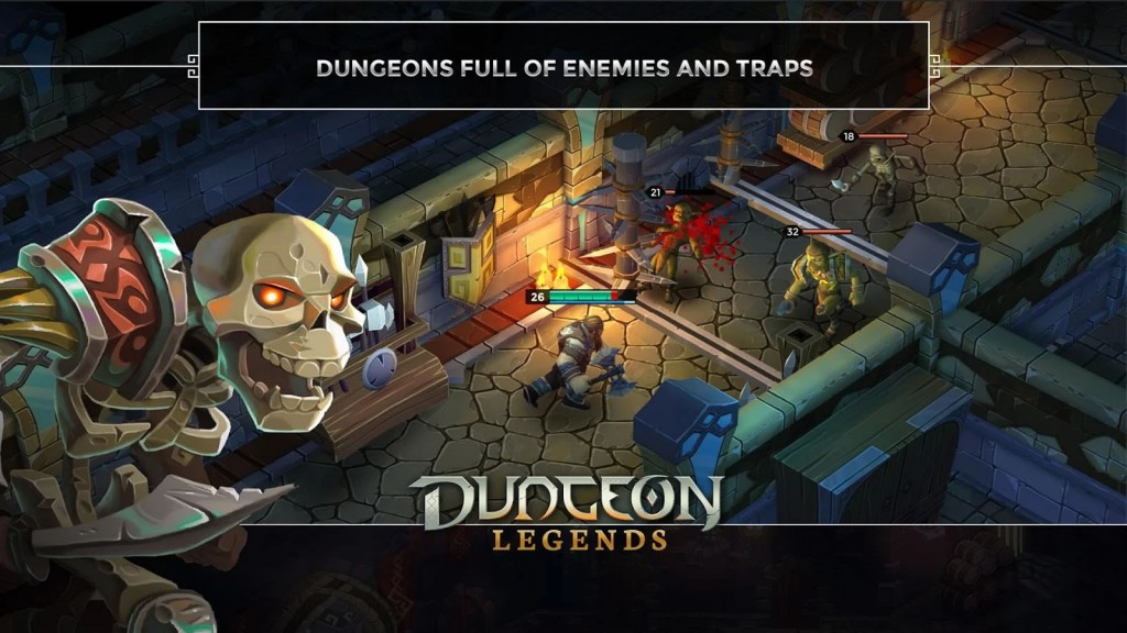 Dungeon-Legends-Android-resim3