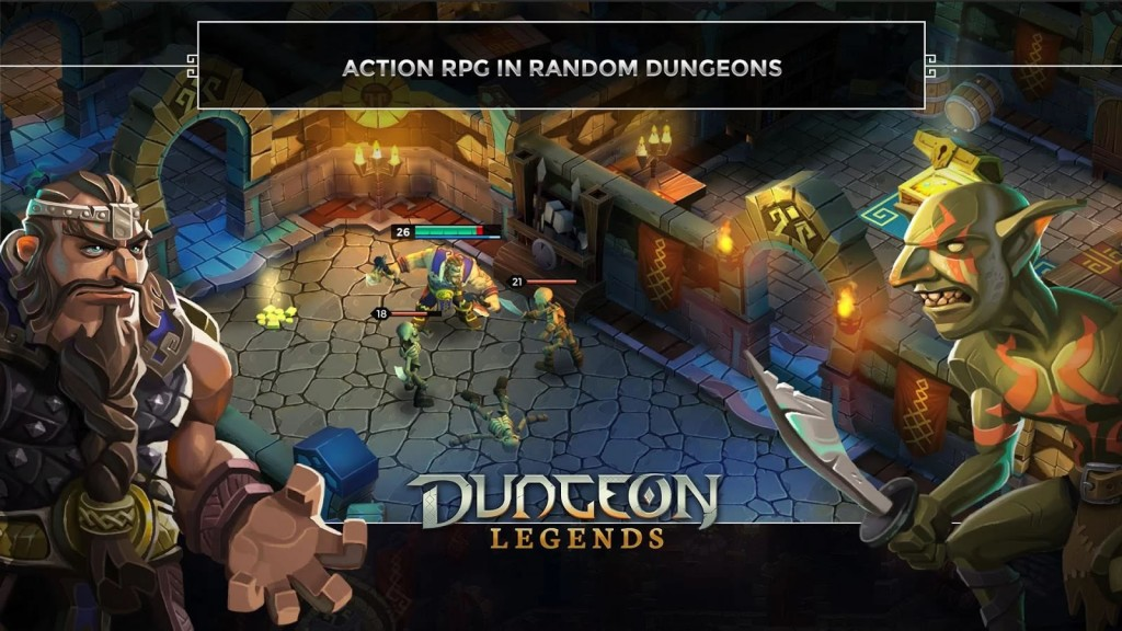 Dungeon-Legends-Android-resim2