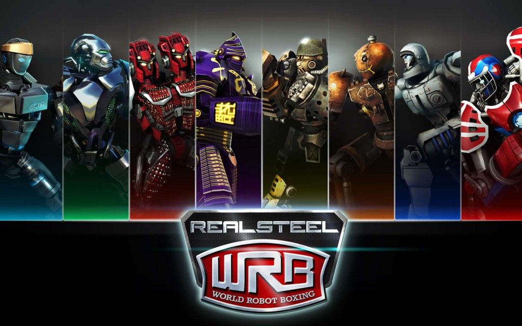 Real-Steel-World-Robot-Boxing-Android-Resim-2