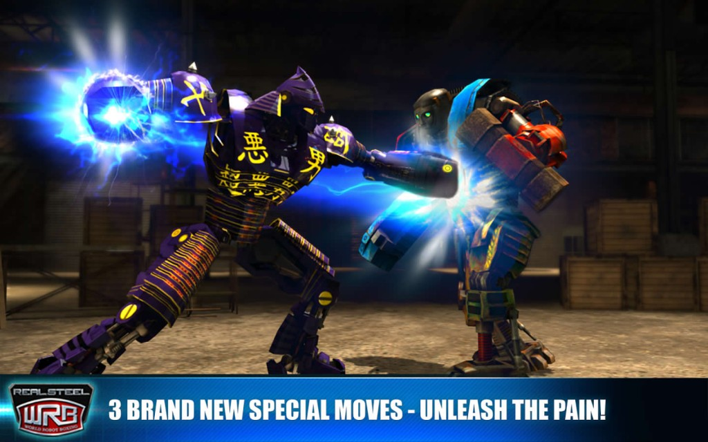 Real-Steel-World-Robot-Boxing-Android-Resim-6