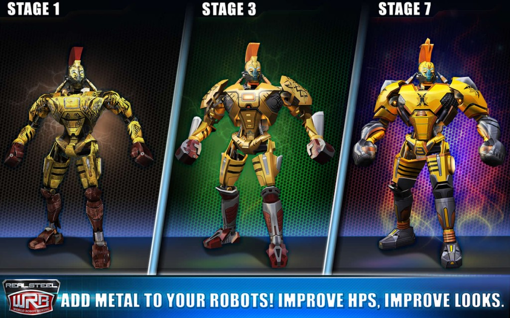 Real-Steel-World-Robot-Boxing-Android-Resim-5