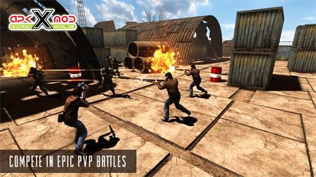 Rage Z Multiplayer Zombie FPS hack-mod-androd-apk-pics-3