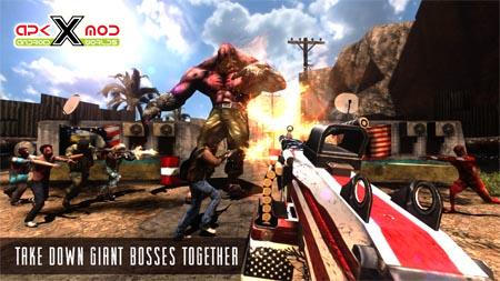Rage Z Multiplayer Zombie FPS hack-mod-androd-apk-pics-2