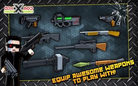 Zombie Breakout Blood Chaos hack-mod-androd-apk-pics-2