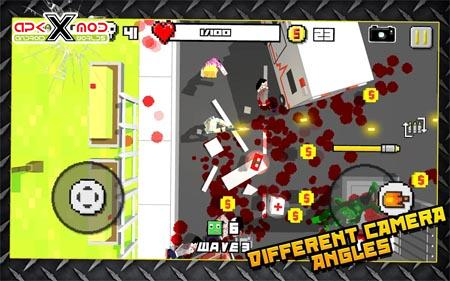 Zombie Breakout Blood Chaos hack-mod-androd-apk-pics-5