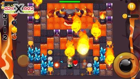 Bomber Heroes hack-mod-androd-apk-pics-2