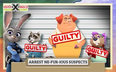 Zootropolis Crime Files hack-mod-androd-apk-pics-3