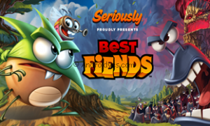 Best Fiends game for android