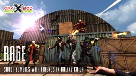 Rage Z Multiplayer Zombie FPS hack-mod-androd-apk-pics-1