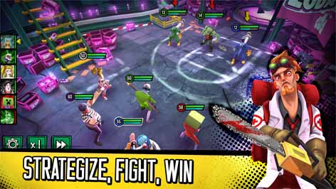 Zombie Squad A Strategy RPG hack-mod-androd-apk-pics-4