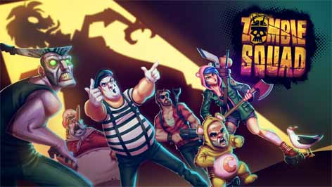 Zombie Squad A Strategy RPG hack-mod-androd-apk-pics-5