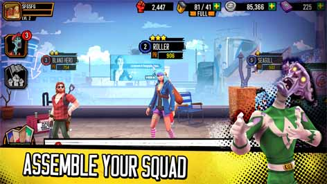 Zombie Squad A Strategy RPG hack-mod-androd-apk-pics-3