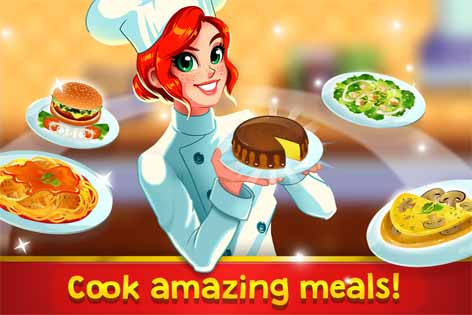 Chef Rescue - Management Game hack-mod-androd-apk-pics-2