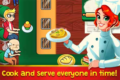 Chef Rescue - Management Game hack-mod-androd-apk-pics-3