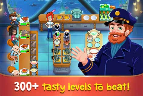 Chef Rescue - Management Game hack-mod-androd-apk-pics-4