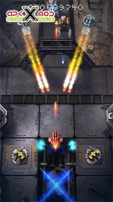 Sky Force Reloaded hack mod android apk apps pics 4