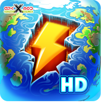 Doodle God Blitz HD hack mod android apk apps -apkxmod-com