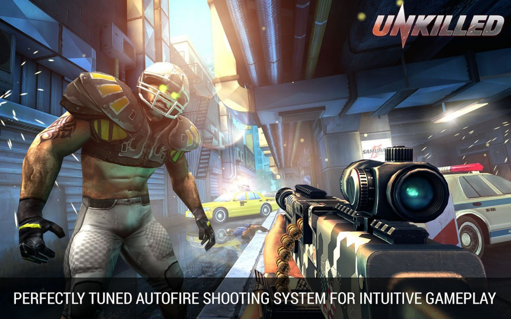 UNKILLED-Android-resim2