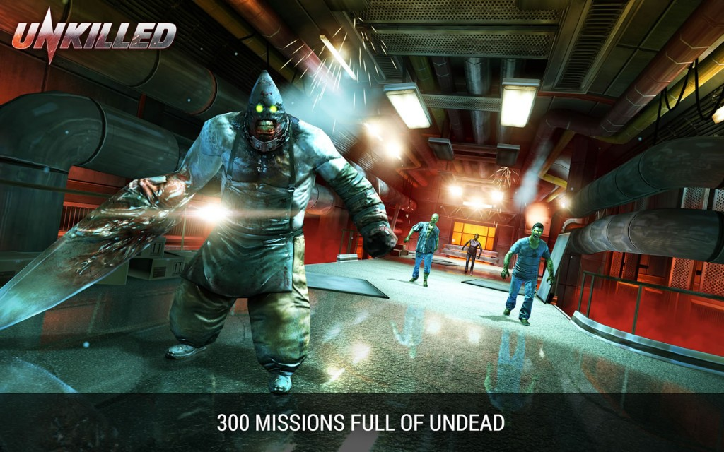 UNKILLED-Android-resim7