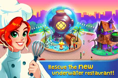 Chef Rescue - Management Game hack-mod-androd-apk-pics-1