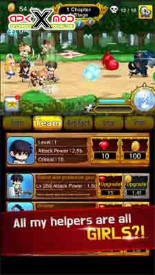 Part Time HeroMonster Mayham hack mod android apk apps pics 3