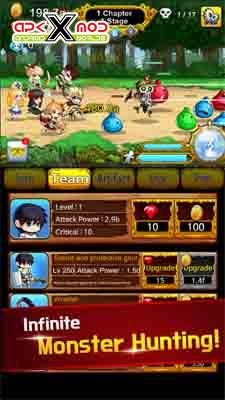 Part Time HeroMonster Mayham hack mod android apk apps pics 5