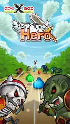 Part Time HeroMonster Mayham hack mod android apk apps pics 1