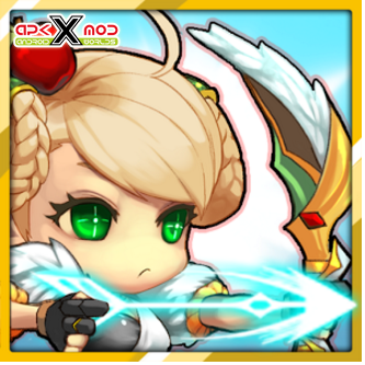 Part Time HeroMonster Mayham hack mod android apk apps -apxkmod-com