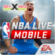 Free NBA LIVE Mobile v1.4.2 Android Apk Download