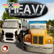 Free Download Heavy Truck Simulator v1.960 Hack Mod Apk Android Download