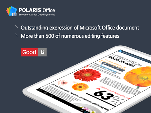 Polaris Office for Good v2.0.2