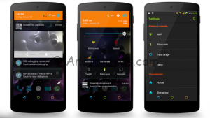 Neon Colors Theme CM12 v1.24 Apk