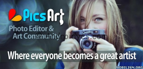 Download Picsart Photo Studio FULL v5.7.1 build 183